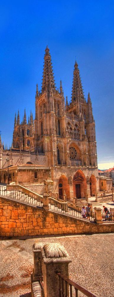 Cathedral of Burgos, Spain                                                                                                                                                                                 More