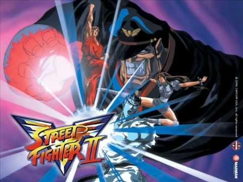 Street Fighter II V Soundtrack - Darumadaishi no densetsu