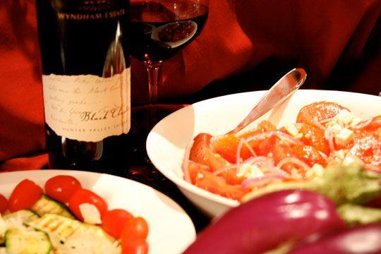 13.5% Alcohol & Delicious: Hunter Valley Australian Shiraz