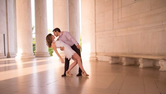 DC Monument Engagement- Mike B Photography (4)
