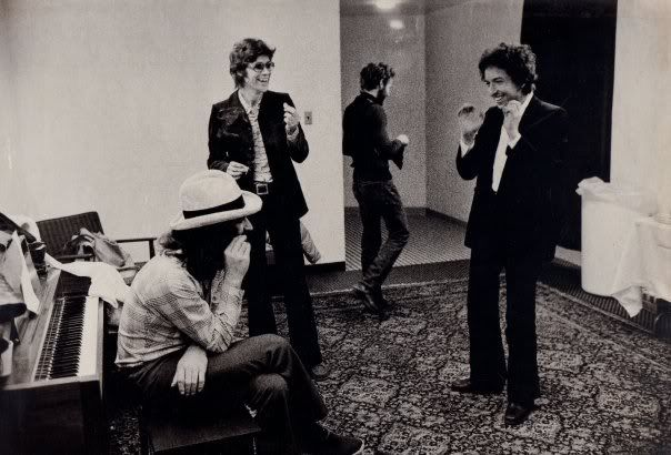 Bob Dylan and The Band - Tour 1974