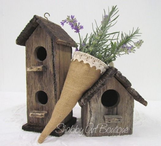 bird housesBirds Birds, Barn Wood Bird Houses, Birds Birdhouses, Birds Of Paradis, Simple French, French Country, Gingerbread House, Birds House, Beautiful Birds