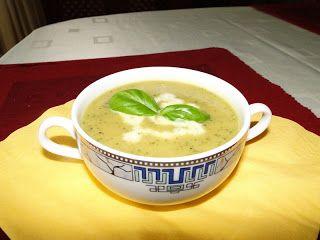 MEA CULINA: Zupa z cukinii