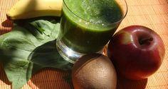 Zöld turmix recept (smoothie) | APRÓSÉF.HU - receptek képekkel