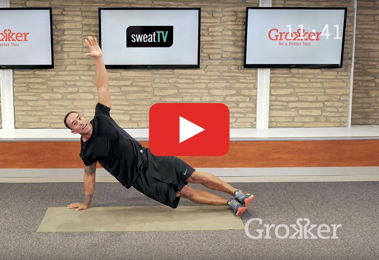 This routine is so efficient you'll work your whole body in a fraction of the time. http://greatist.com/move/hiit-workout-total-body-routine
