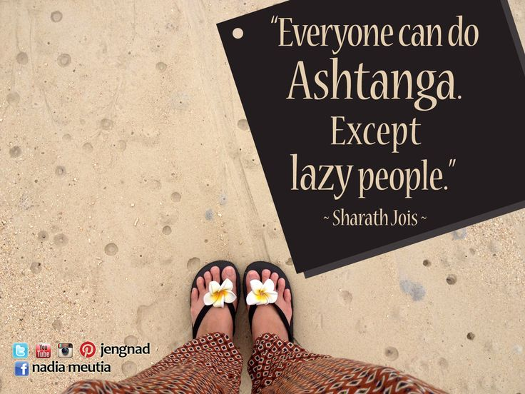 ashtanga yoga quote