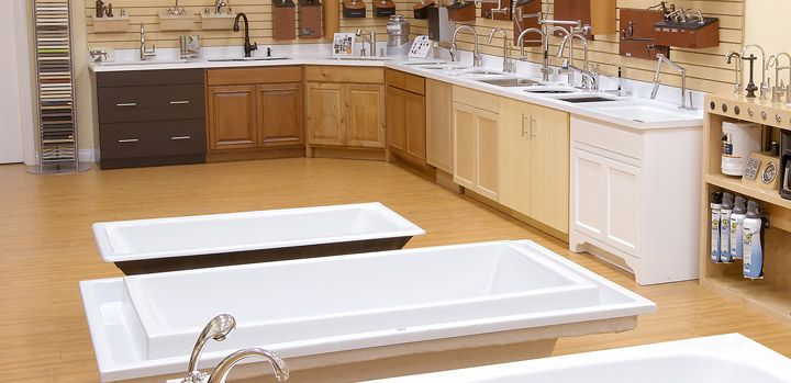 See our North Hollywood bathroom sink vanities showroom. Shop for modern vanities, sink vanities, faucets, bath accessories and more.