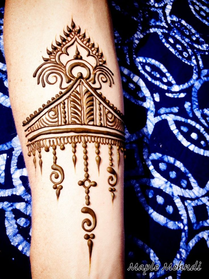 Henna Designs For Inner Arm: 17 Best Images About Mehndi Henna Designs On Pinterest