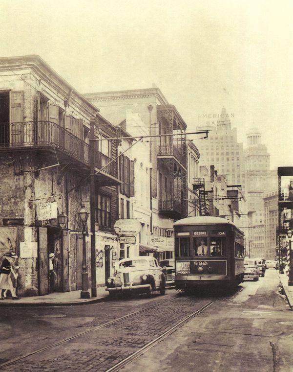 1942 ~ Streetcar named Desire
