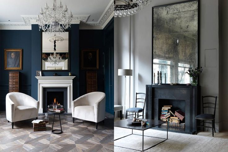 REFRESHING YOUR FIREPLACE When it comes to artwork above your fireplace, go large! Either have it perched on your mantel and leaning against the wall or hung approximately a hand span above your mantel. The key is not...