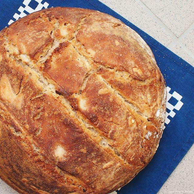 Laskominy od Maryny: Podmáslový chléb
