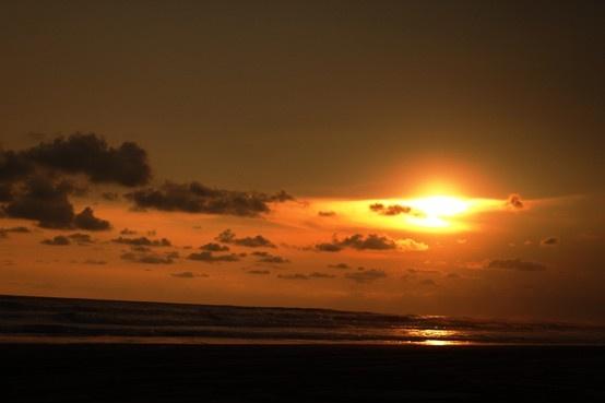 sunset | Parangtritis Beach | Bantul | Yogyakarta | Indonesia