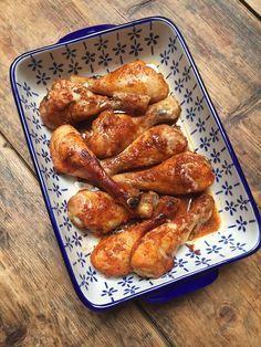 10x Barbecuerecepten Kippenpootjes in Coca Cola van de barbecue van Foodblog Foodinista