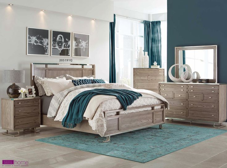 **Happy Donny Osmond Tuesday** Smart & functional furniture is trending right now and we could not think of a better example than our Donny Osmond exclusive, Johnathan Bedroom Group! Includes: • USB charging nightstand • 2 in 1 Dresser & TV Console • Removable jewelry tray and felt lined top drawers #DonnyOsmondHome #DonnyOsmond #DOHByCoaster #Decor #HomeDecor #HomeImprovement #HomeMakeover #HomeFurnishing #DesignInspo #FurnitureDesign #CoasterCompany