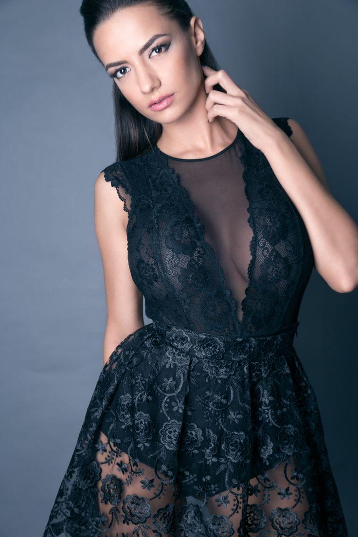 Alexa in black - One of my favorite model i work with https://www.facebook.com/danenephotography/