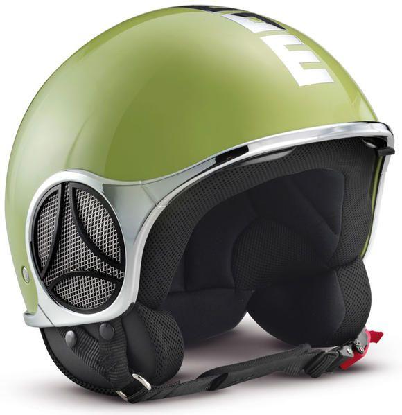 MOMO Minimomo Green/Chrome - FC-Moto English
