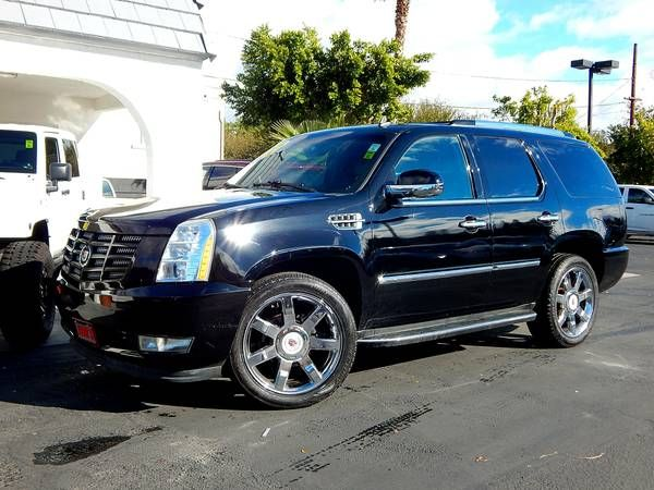 2008 Cadillac Escalade AWD Luxury SUV w/ Navigation 22 Inch Whls MORE!