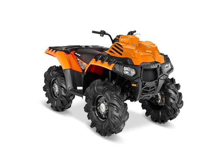 New 2016 Polaris Sportsman 850 High Lifter Edition Orange ATVs For Sale in Michigan. 2016 Polaris Sportsman 850 High Lifter Edition Orange Madness, View Polaris Promotions: - Factory Authorized Clearance Go anywhere with this BAD BOY...Built for extreme conditions...Call now and SAVE$$$ Factory installed 29.5 in. High Lifter Outlaw 2 tires Shielded clutch and engine intake ducting Rack mounted radiator with industry exclusive inverted dual fans