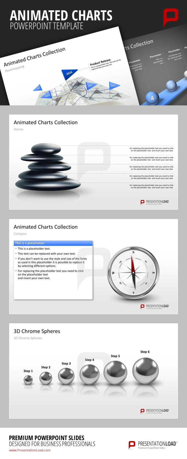 15 best animation powerpoint templates images on pinterest animated powerpoint templates the animated charts collection for powerpoint contains a broad variety of animated charts toneelgroepblik Images