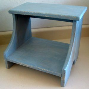 Fine Woodworking Step Stool Plans Woodworking Projects