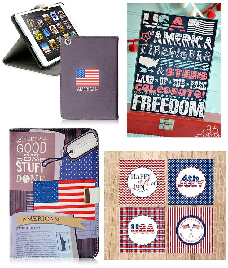 discount july 4th decorations