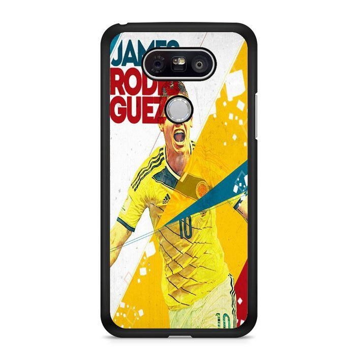 James Rodrigues 10 LG G5 Case Dewantary