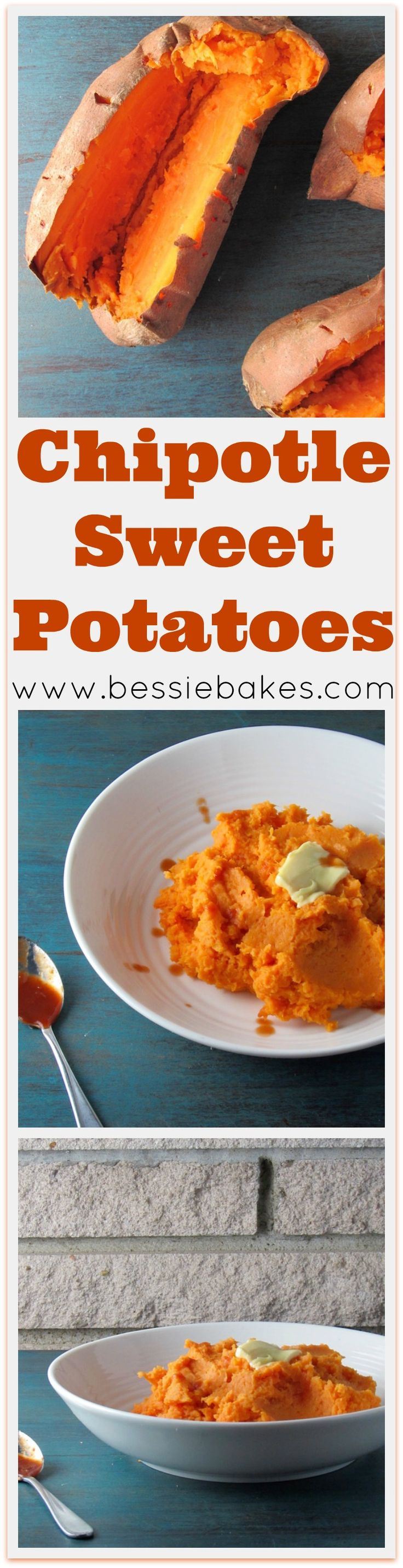 Chipotle Sweet Potatoes | Recipe | Chipotle, Dishes and