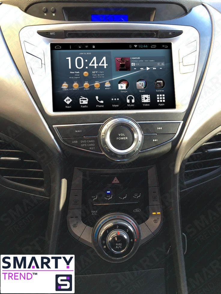 Hyundai Elantra 2010-2013
