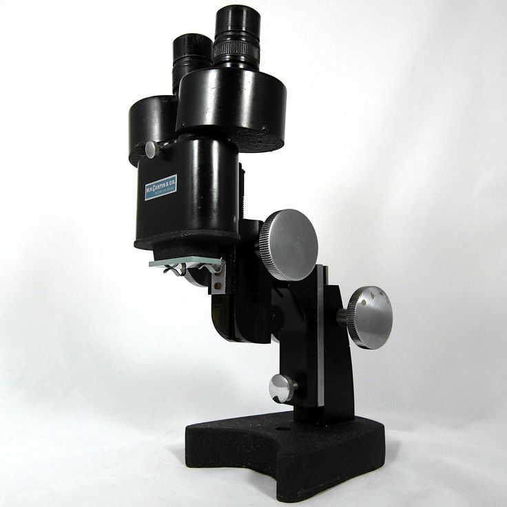 Ao No27 Vintage Stereo Microscope-dual Rack & Pinion Focusing & Glass Protector