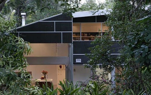 Architectural design: Gully House Research