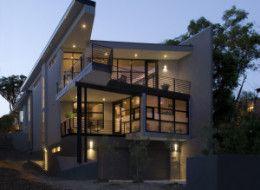 Modern homes boulder co