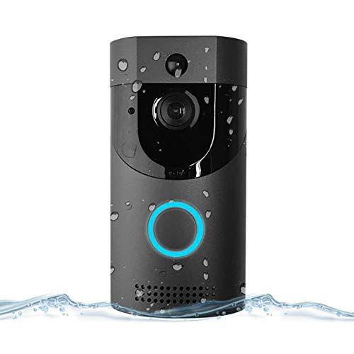 8edb3ff946e4f OUYAWEI Smart Wireless WiFi Ring Doorbell Video Camera Phone Bell ...
