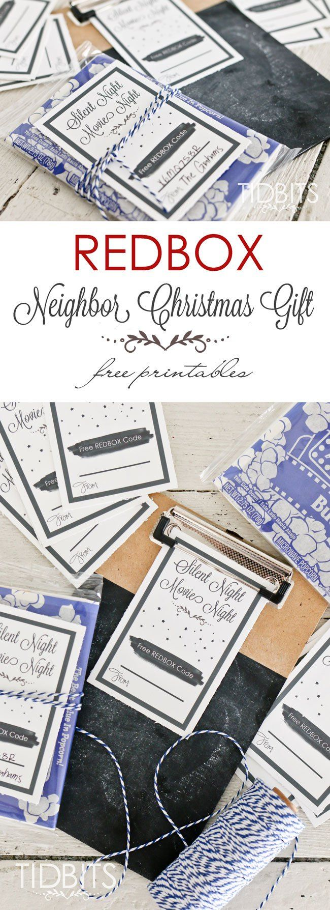 109 best Christmas - Neighbor Gifts images on Pinterest | Christmas ...