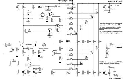 99 best power amplifiers images on pinterest