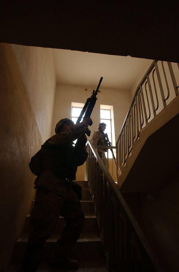 Echo company ambush in ramadi video essay