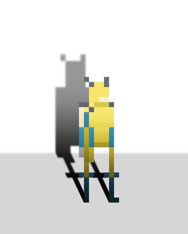 Super Cool Pixel Art Super Heroes