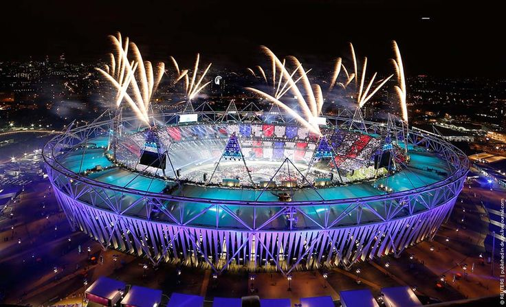 Opening Of The XXX Olympic Games