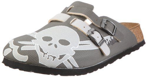 Birki ''Camden'' from Birko-Flor in Skull Gray with a narrow insole Birki's. $65.14. Birko-Flor