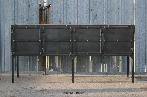 17 Best Images About Industrial Furniture On Pinterest