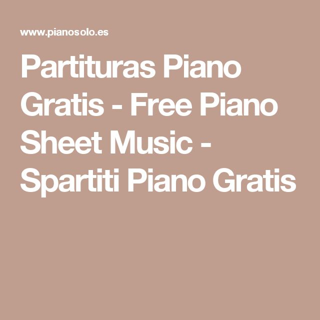 Free Piano Sheet Music For My Heart Will Go On By Celine Dion: Más De 25 Ideas Increíbles Sobre Partituras Gratis En