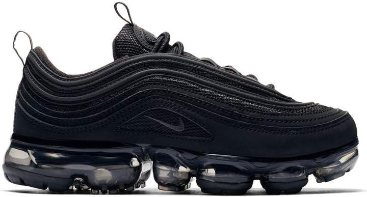new arrival d77e0 b6e3d Nike VaporMax 97 Triple Black (GS) | Products in 2019 ...