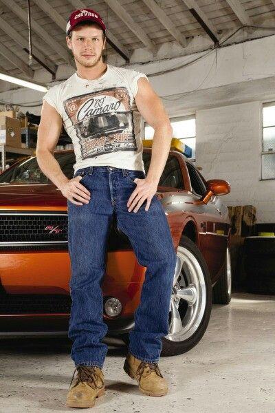 Men and Their Vehicles | Hot Cowboys | Pinterest | Baseball ...