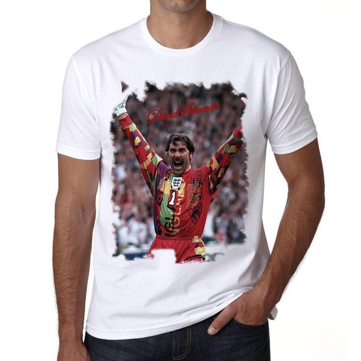 David Seaman Men's T-shirt ONE IN THE CITY