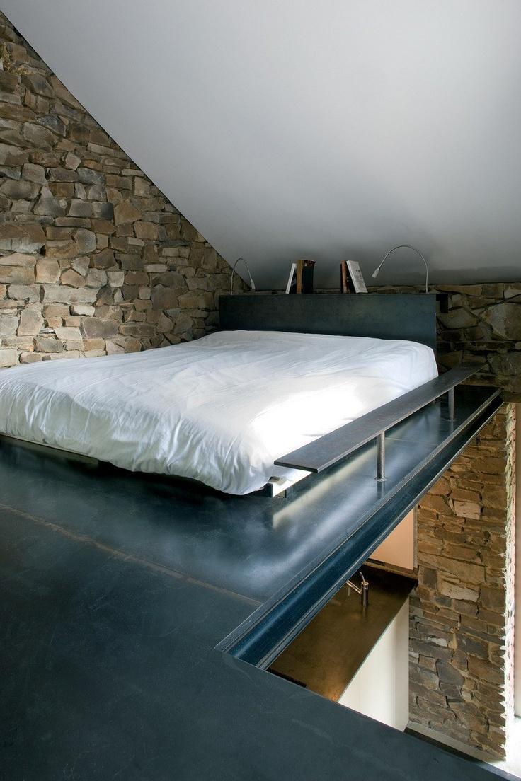 86 best loft living images on pinterest attic spaces loft and