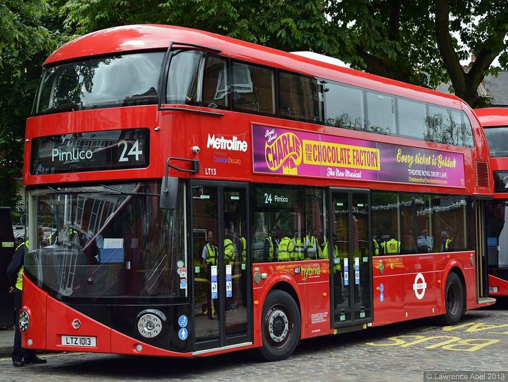 REVEALED: Short New Routemaster is unveiled