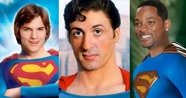 15 Actors Almost Cast as Superman -- From. the unlikely Neil Diamond to the once cast Nicolas Cage, some surprising A list talent has almost donned the iconic cape to play Superman. -- http://movieweb.com/superman-actors-almost-cast-clark-kent/