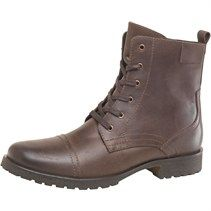Onfire Mens Worker Boots Brown