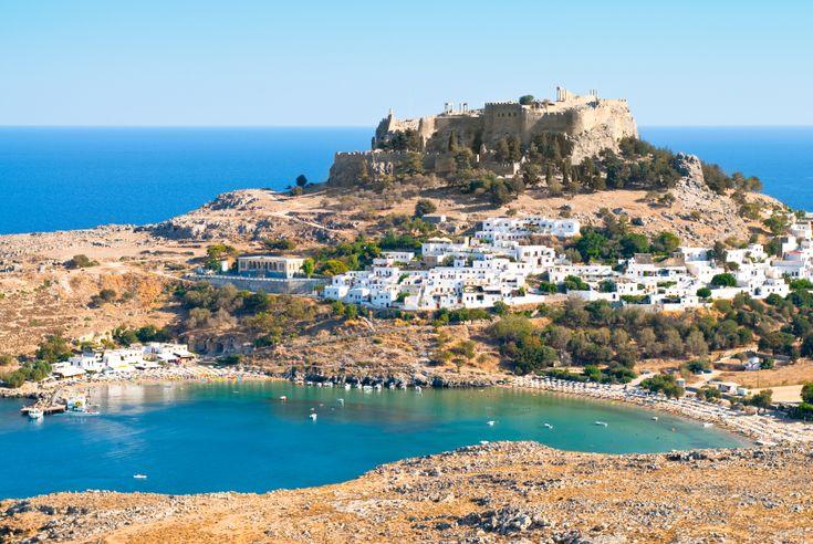 Trianda, Rhodos, Greece