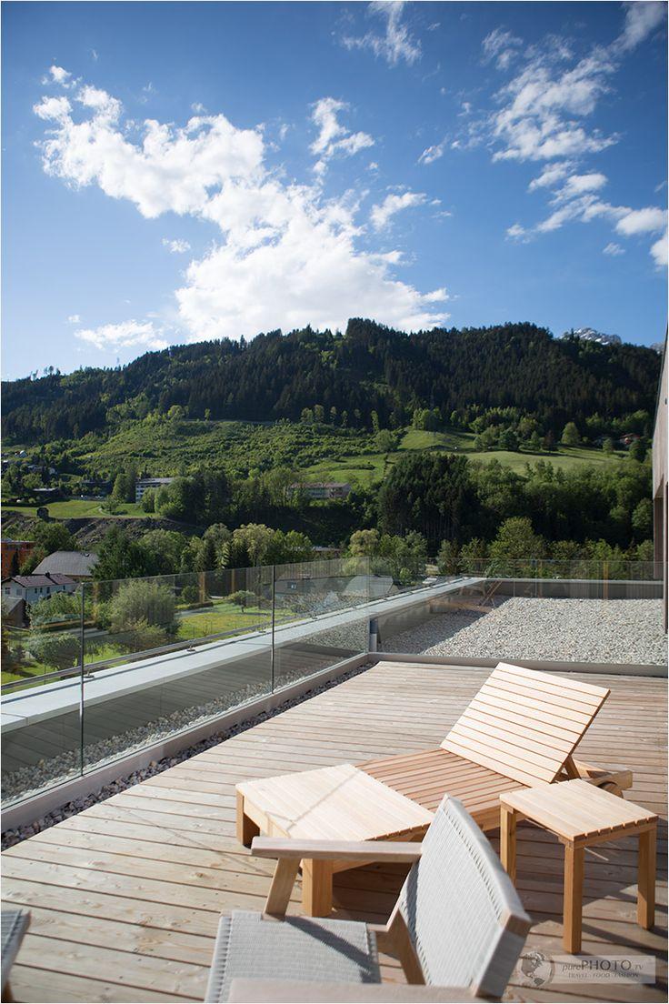Suite with terrace at Falkensteiner Hotel in Schladming, Austria – Wellness Hotel Österreich by Falkensteiner - #wellness #hotel #austria