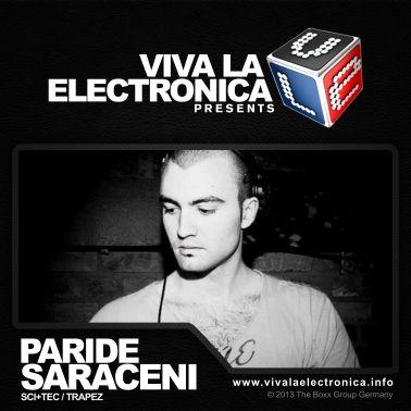 Viva la Electronica pres Paride Saraceni